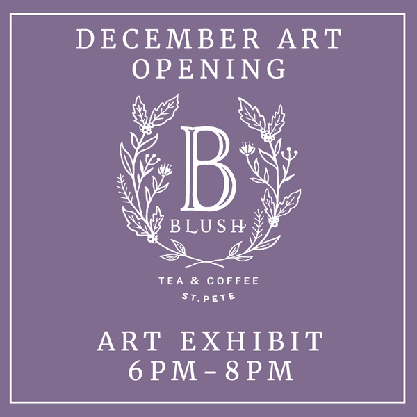 New Blush Art Opening