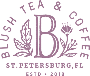 Blush Tea and Coffee St Pete