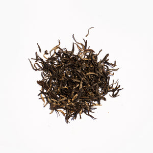 Yunnan Black Needle    *Available loose leaf online only - Infused Tea Company