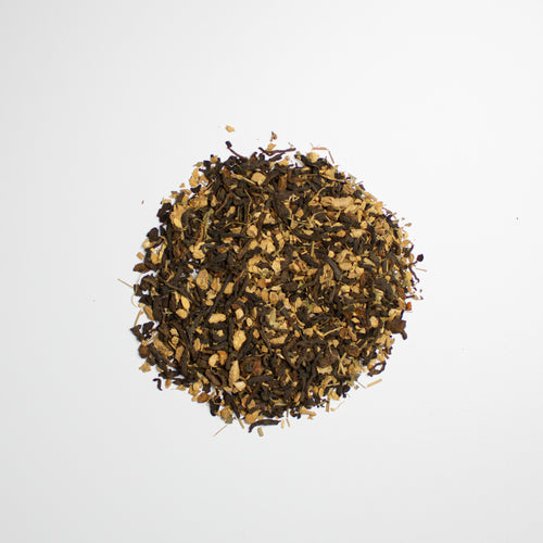 Ginger Pu-erh - Infused Tea Company