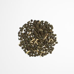Ginseng Oolong    *Available loose leaf online only - Infused Tea Company