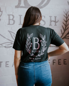Blush  Unisex LOGO T-Shirt