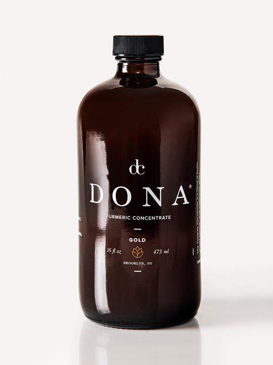 Dona Turmeric Concentrate - Infused Tea Company