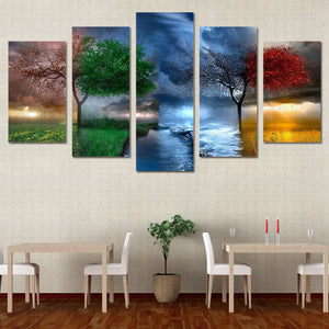 4 Seasons Painting Collection