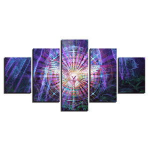Psychic Owl Art Set