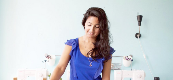 Ruhee Rajan, the owner of Rubies Bras.