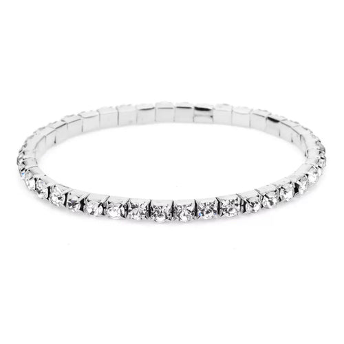 1 Row Diamond Anklet