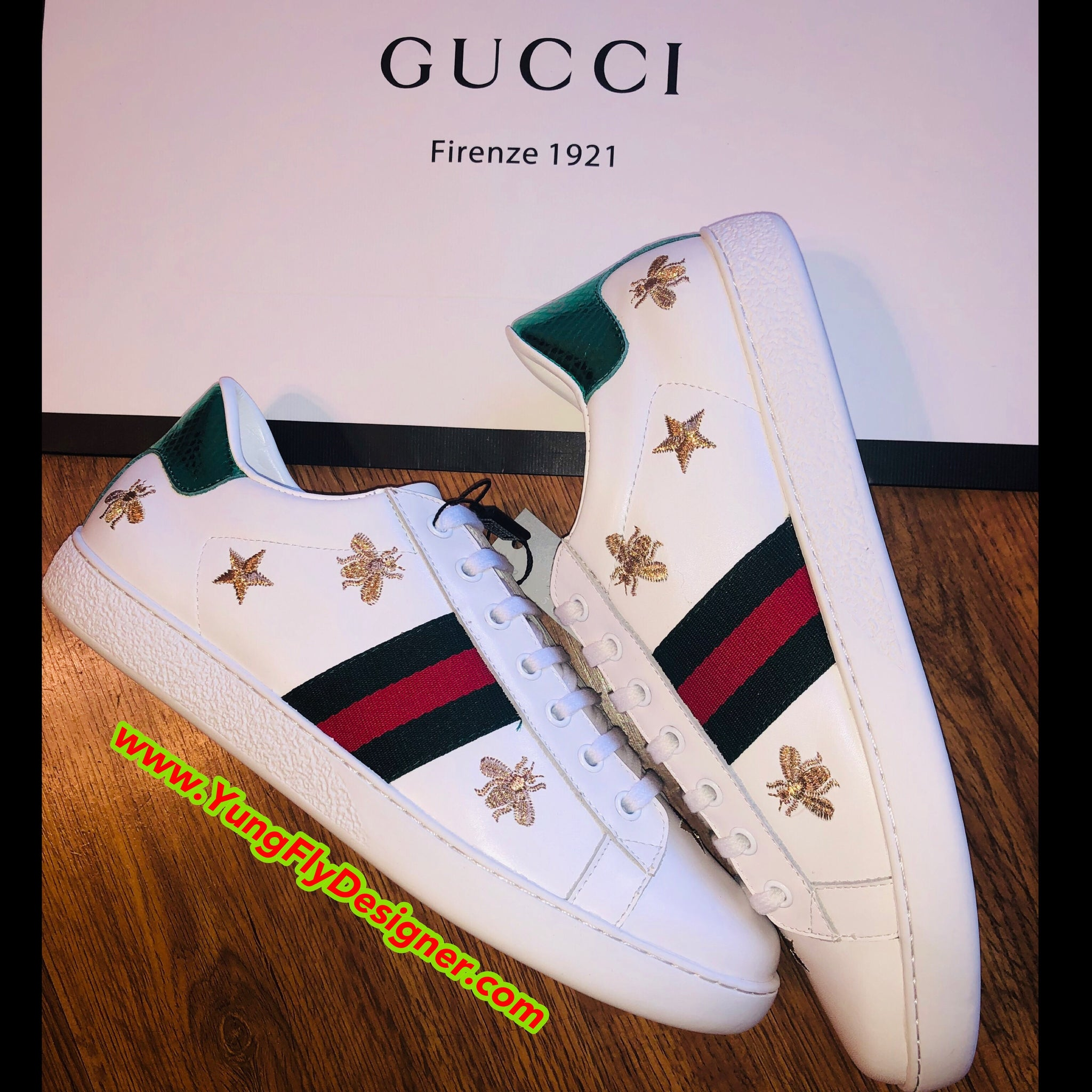 Gucci Sneakers Fly Cheap Online