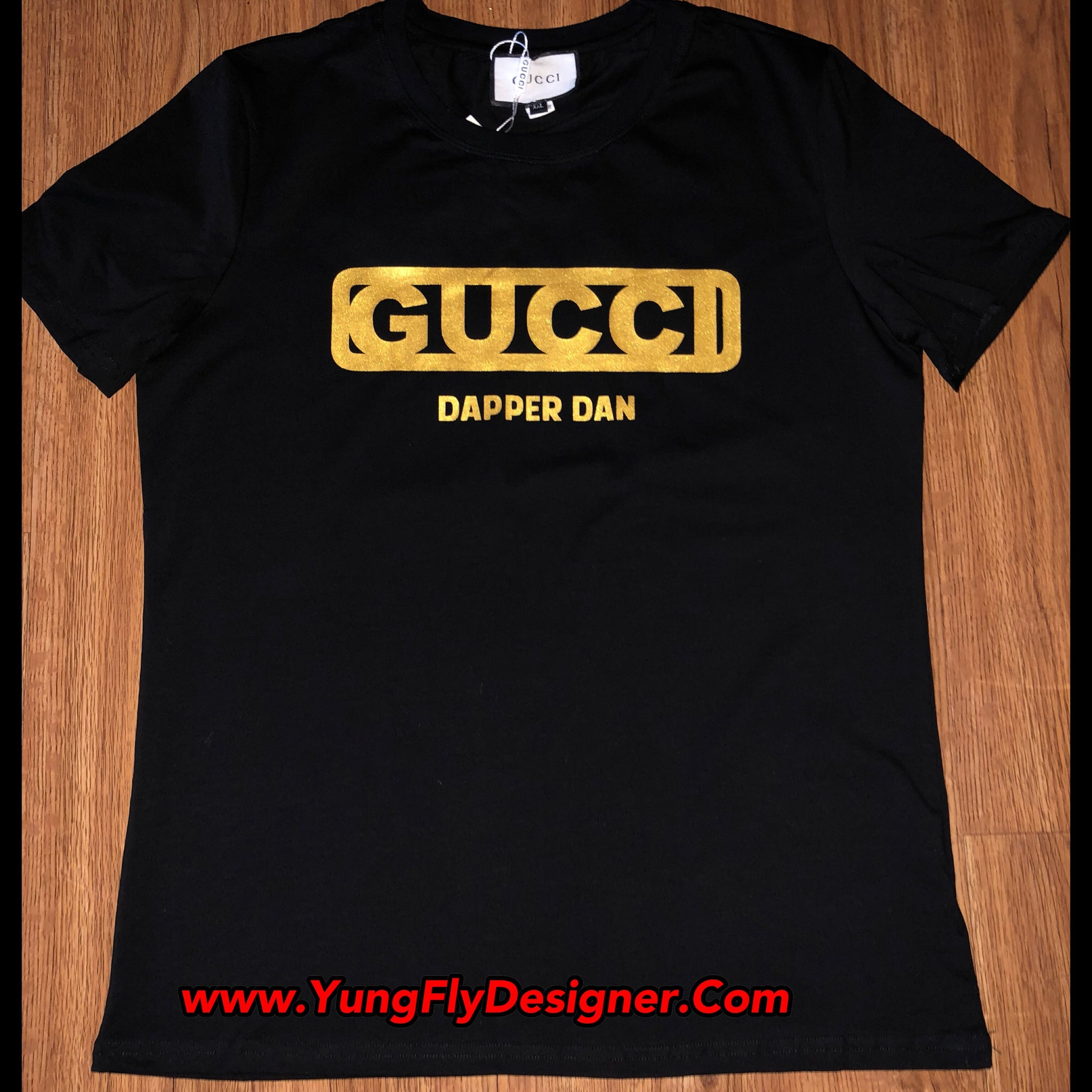 c3bdfd49 Dapper Dan Gucci Shirt - $85.00 – Young Fly Designer