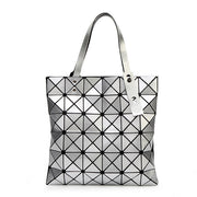 Handbag Female Folded Ladies Geometric