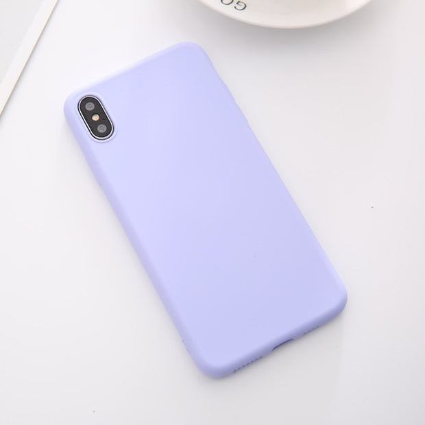 Official Liquid Soft Silicone Phone Case