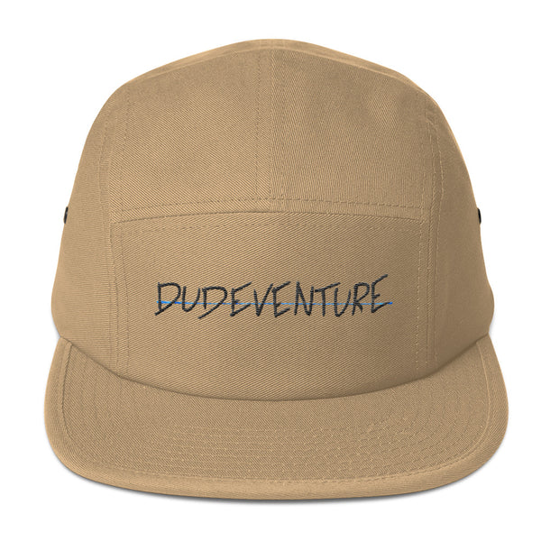 Dudeventure Five Panel Cap