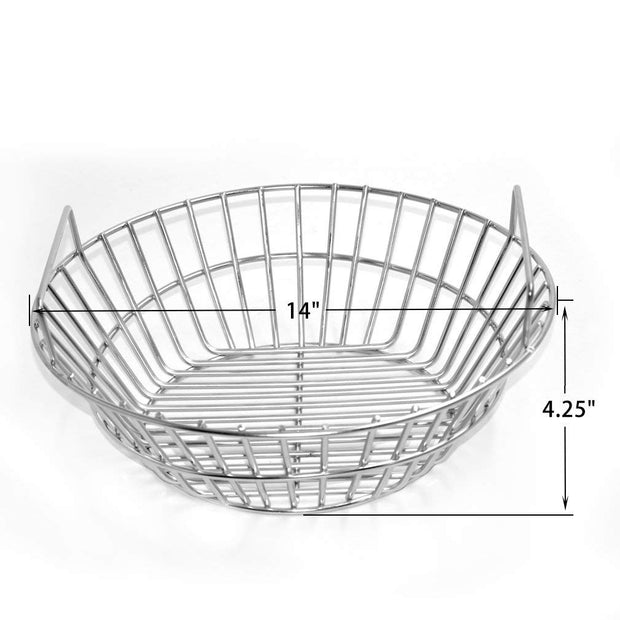 Charcoal Ash Basket Fits for Large BGE