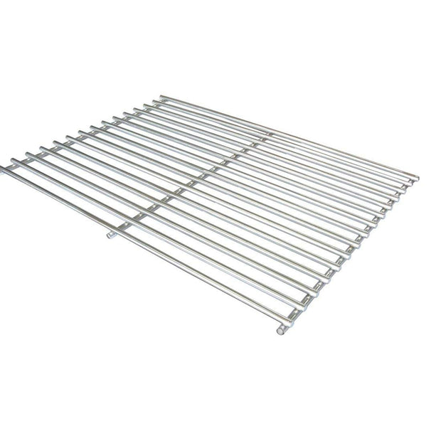 Onlyfire Replacement BBQ Stainless Steel Cladding Cooking Grill Rod Grid Grates for Weber 7528 Spirit and Genesis E and S Series Models Grill, Set of 2