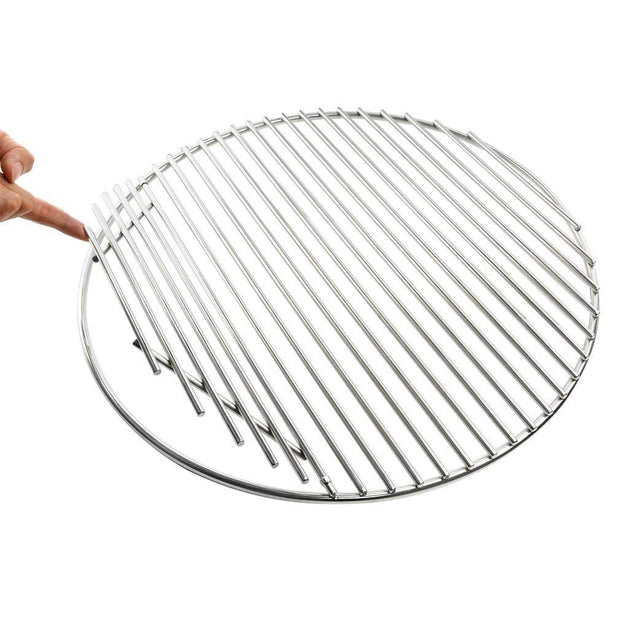 Barbecue Stainless Steel Cooking Grate Fits for Kamado Grill Like Large Big  Green Egg,Kamado Joe Classic,Pit Boss K22,Louisiana K22 and Other Ceramic