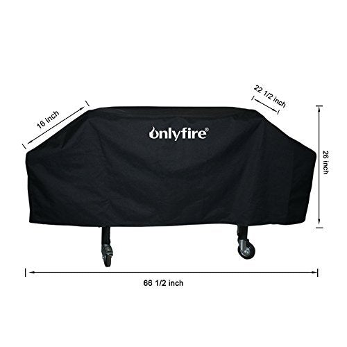 "Gas Grill Cover Accessories Fits for Blackstone 36"" Griddle Cooking Station-Fits Similar Sized Barbecue"