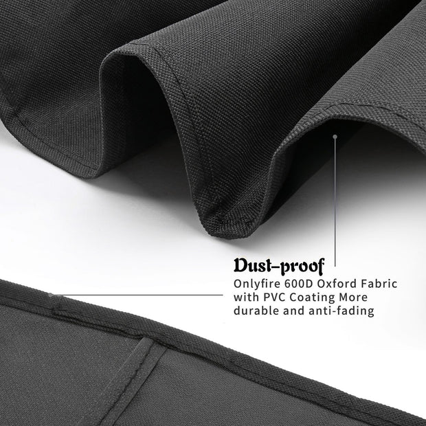 anti-fading For Weber Genesis /& II /& II LX 300 weather resistant Onlyfire Grill Cover