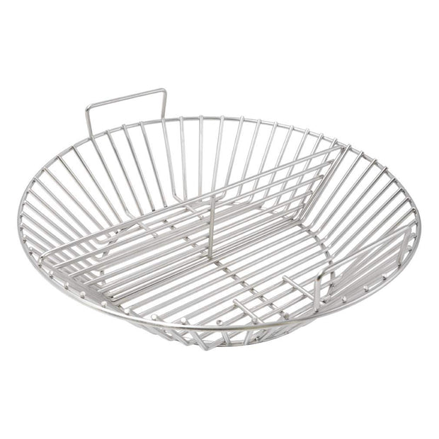 Barbecue Stainless Steel Charcoal Ash Basket Fits Kamado Joe Big Joe