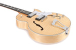 Jazz Arched Flame Maple Top - Bracken Guitars