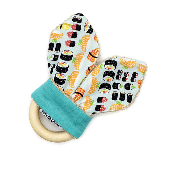 Teething Ring - Sushi