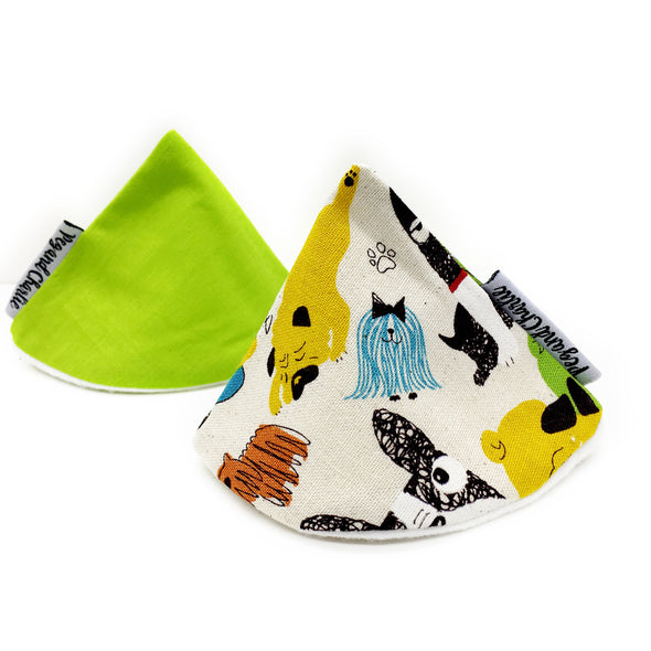 Wee Wee Tee Pee Set - Let The Dogs Out