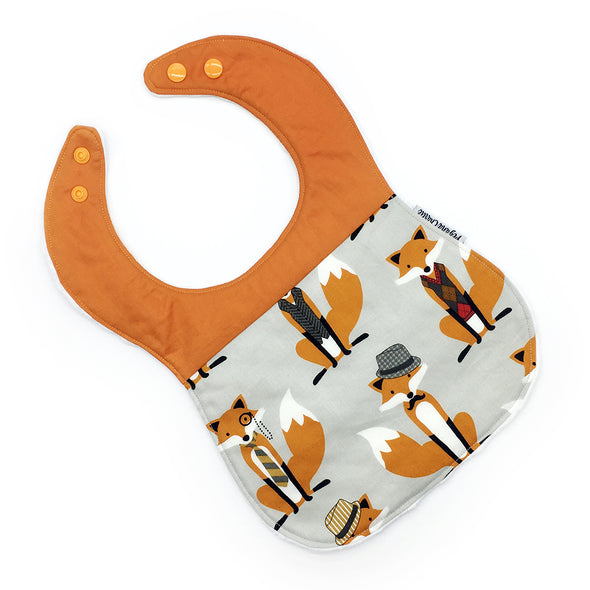 Classic Bib - Mr Fox