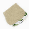 Burp Cloth - Avocado