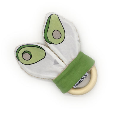 Teething Ring - Avocado