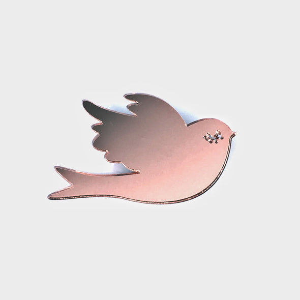 Brooch - Peace Dove