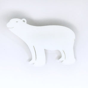 Brooch - Polar Bear