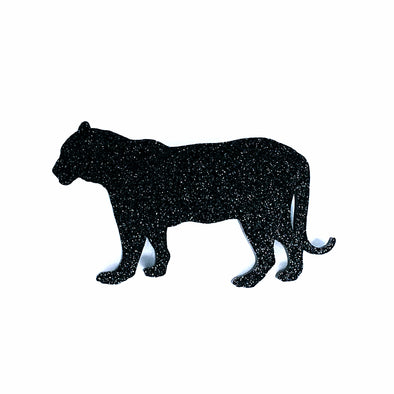Brooch - Panther