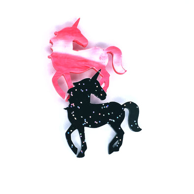 Brooch - Unicorn