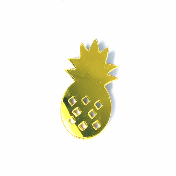 Brooch - Pineapple