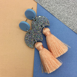 Statement Tassels - Eclipse Summer