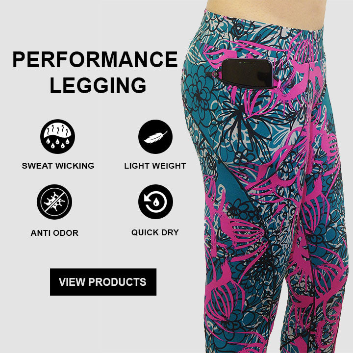 ReDesign Performance Legging For Women