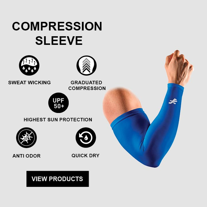 ReDesign Baselayer Compression Sleeve For Men