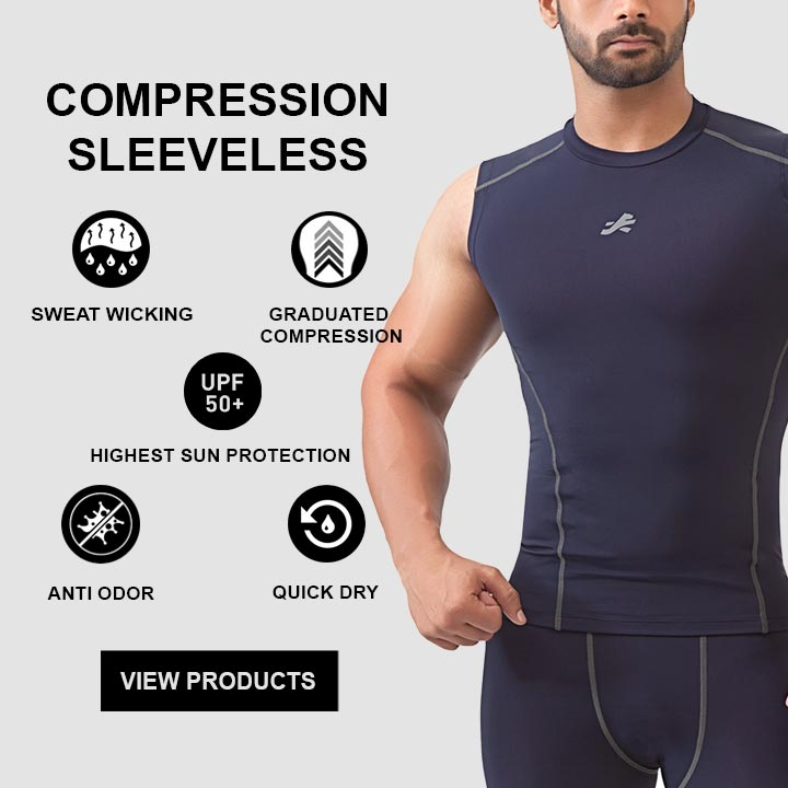 ReDesign Baselayer Compression Tshirt For Men
