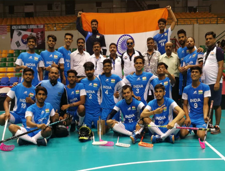 Indian Floorball Team