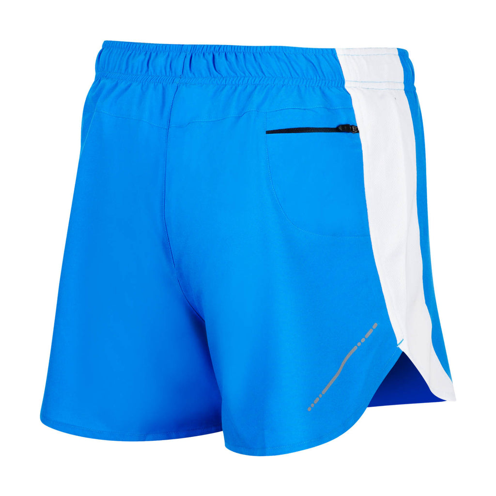 "3"" Ultra Running Marathon Split Shorts For Men (Sky/White)"