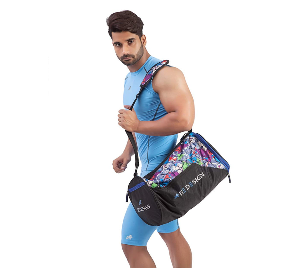 ReDesign Gym Duffle Bag