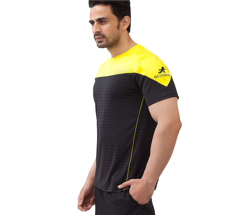 ReDesign Sports Tshirt For Running Gym Tennis