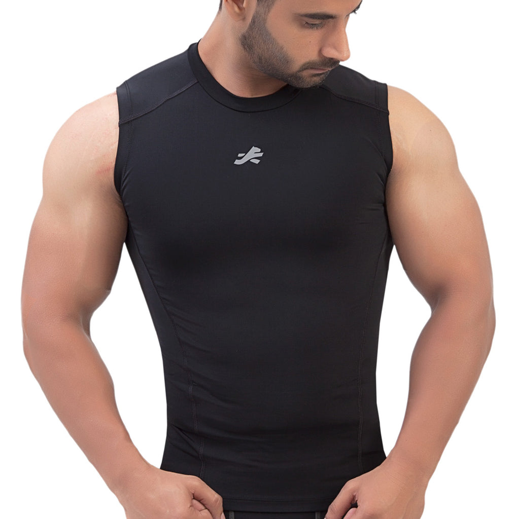 ReDesign Compression Tshirt Tights Baselayer For Men