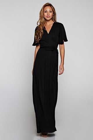 Sophie Wrap dress