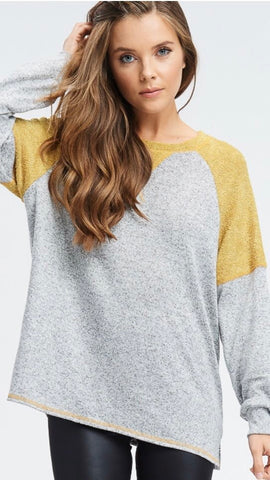 Cara Knit Top