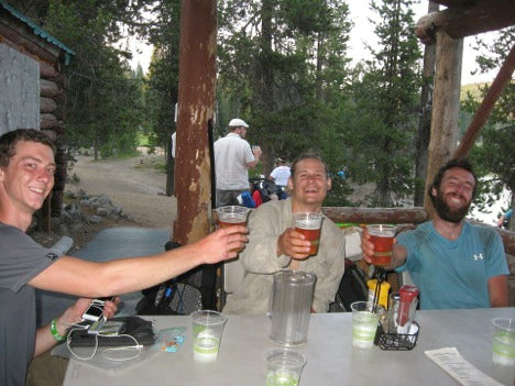 Beers on the PCT