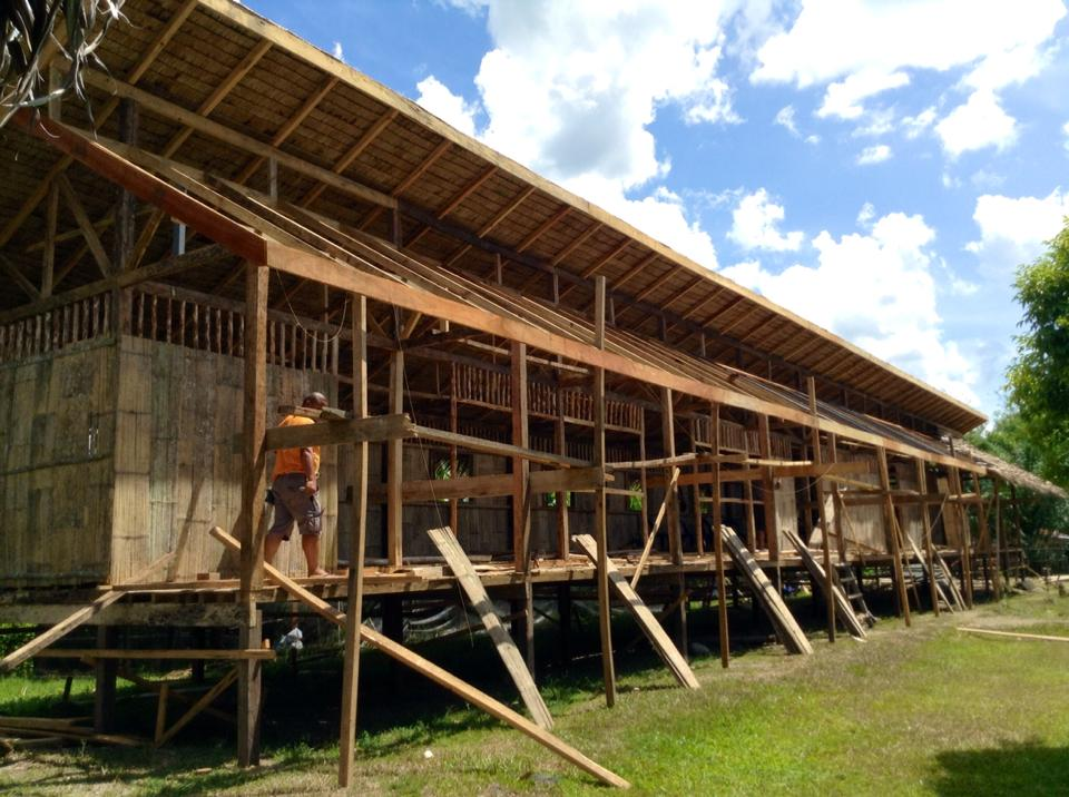 EcoTurism Longhouse photo: from www.campsinternational.com