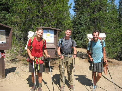 The PCT with Friends
