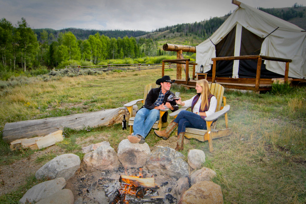 Top Spots to Camp in Style: Indulge in a Little Glamping