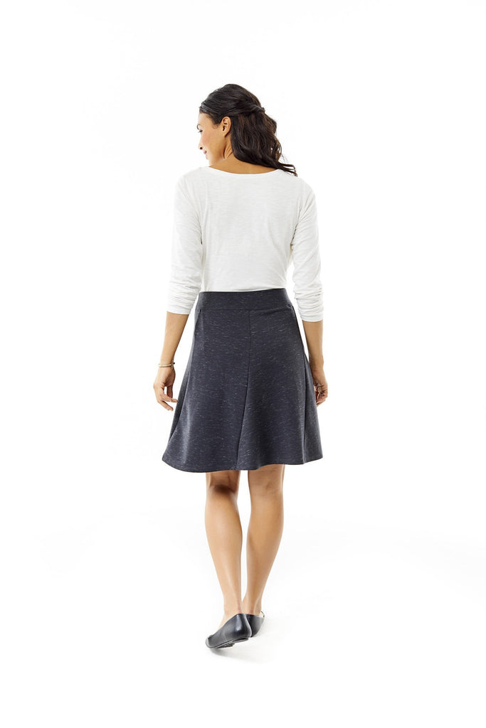 Women's Geneva Ponte Skirt Women's Geneva Ponte Skirt
