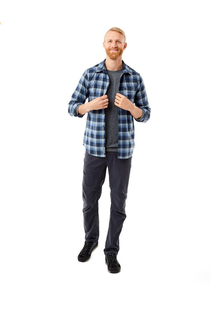 Men's Thermotech Drake Plaid Long Sleeve Men's Thermotech Drake Plaid Long Sleeve